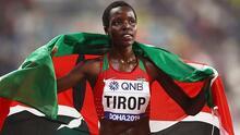 La atleta keniana, Agnes Tirop encontrada muerta en su casa