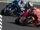 Marc Márquez se lleva la victoria en la fecha final de Moto GP