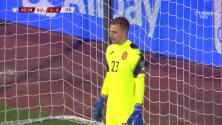 Polémico penal y Belotti puso el 1-0 de Italia sobre Bulgaria