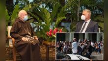 Cardenal de EEUU pide a Díaz-Canel que libere a los detenidos por protestas del 11 de julio en Cuba