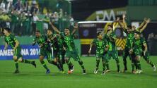 El Chapecoense fue declarado campeón de la Sudamericana y hubo premio para Nacional
