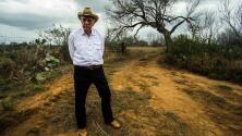 Ranchero de Texas demanda a Patrulla Fronteriza por instalar cámara de vigilancia en su propiedad