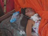 Ayuda de Impacto: Una golpiza de su pareja la envió al hospital y el covid-19 agravó su salud