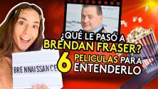 6 películas de Brendan Fraser para celebrar su regreso a la pantalla