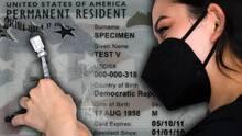 A partir del 1 de octubre inmigrantes que buscan la residencia permanente deberán estar vacunados contra el covid-19
