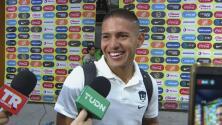 """Bryan Mendoza, canterano de Pumas: """"Meterle gol al América era otro de mis sueños"""""""