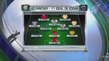 El 11 ideal de Edgar Martínez y el resto del Fútbol Club para la Jornada 4 de UD Fantasy