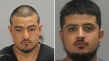 Arrestan a dos sujetos acusados de golpear y secuestrar a un hombre que reparaba una unidad de aire acondicionado