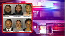 Autoridades arrestan a comerciantes que utilizaron ambulancias para transportar cocaína en Filadelfia