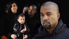 Kanye West insinúa que le fue infiel a Kim Kardashian luego de su segundo embarazo
