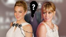 La rivalidad de Lindsay Lohan y Hilary Duff comenzó por un hombre