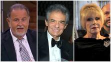 """""""Ha robado cámara"""": Raúl de Molina critica a Anel Noreña, exesposa de José José, por lo que hizo en el funeral"""