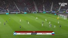 Highlights: Russia at Scotland on September 6, 2019
