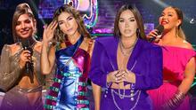 Ale Espinoza y Chiquis conquistaron Premios Juventud con estos looks