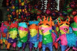 O piñatas para toda ocasión.