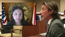 Colate fue reprendido por la jueza en una audiencia con Paulina Rubio por el pasaporte de su hijo Nicolás