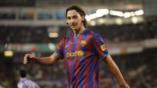 Zlatan Ibrahimovic decidió ir al Barcelona en Estados Unidos