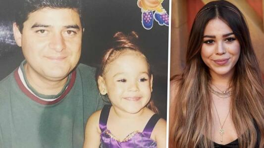 Danna Paola firma la paz con su padre tras decidir separar su carrera de la familia