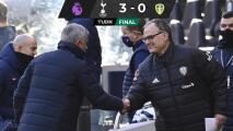 Mourinho se impuso a Bielsa con claridad en el Tottenham vs. Leeds