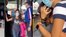 Así llega a McAllen grupo de migrantes que busca solicitar asilo en EEUU