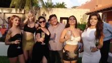 En video: Inmigración agua la fiesta del 'Playboy Music Fest' en México
