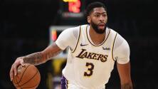 Al igual que LeBron, Anthony Davis ampliará contrato con los Lakers