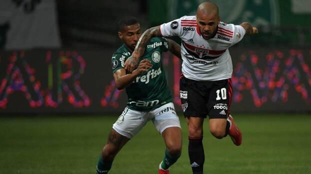 Dani Alves quedó desvinculado del Sao Paulo ¿llegará a México?