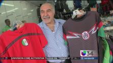 Sigue candente el partido México vs Panamá