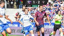 El Huesca regresó a las andadas tras caer contra el Tenerife
