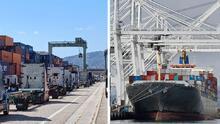 """""""Duramos de 5 a 8 horas"""": orden ejecutiva firmada por Newsom busca solucionar la congestión en el puerto de Los Ángeles"""