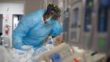 """""""Llega un paciente tras otro"""": la situación en algunos hospitales de Houston ante repunte de casos de coronavirus"""