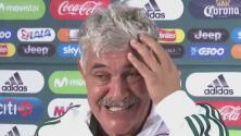 El 'Tuca' se arrepintió de su frase célebre: ''Prefiero ser barrendero, que técnico de la Selección Mexicana''