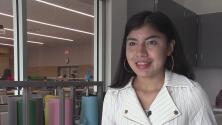 La historia de una joven salvadoreña que será embajadora en Texas para inspirar a niñas