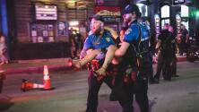 Tiroteo en zona de bares de Austin deja 13 personas lesionadas