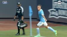 Un 'misil' del paraguayo Jesús Medina adelanta a New York City FC
