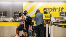 Spirit Airlines tiene casi una semana cancelando cientos de vuelos: ¿qué hay detrás de esa crisis?