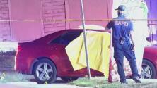 """""""Fueron entre 8 y 10 disparos"""": testigo narra el momento de la balacera que cobró la vida de dos jóvenes"""