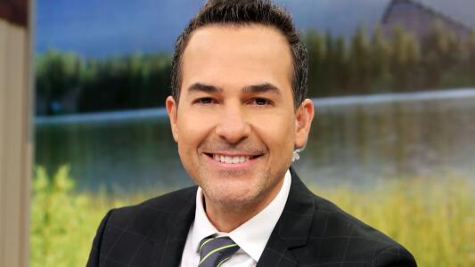 Carlos Calderón dio positivo a covid-19