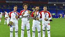 Sebastián Córdova entre los mejores jugadores elegidos por FIFA