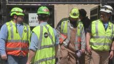 Cortocircuito dentro de un edificio en el centro de Chicago deja a tres personas con graves quemaduras
