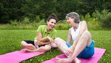 Entérate donde habrá una clase de yoga gratis en el área de Miami