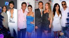 En fotos: 10 parejas que desfilaron en Premios Juventud y que parecían hechos el uno para el otro
