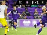 ¡Rugido paulista! Zarpazo de Júnior Urso le vale tres puntos a Orlando City