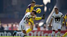 América vs. Pumas, la batalla inaugural de los cuartos de final del Clausura 2018