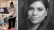 """""""Quiero ayudar a los latinos"""", nombran a hija de inmigrantes como la mejor trabajadora social de Illinois"""
