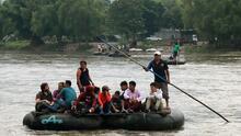Tapachula se convierte en la 'zona cero' de la crisis migratoria que enfrentan México y EEUU