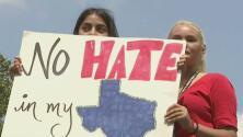 Una manifestación en contra de la ley SB4 se llevó a cabo en la preparatoria South Hills