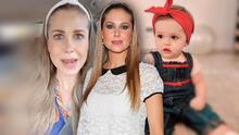 Se le rompen dos dientes a la hija de Ingrid Martz tras sufrir una caída
