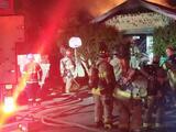 Residente de Fresno pierde su casa y sus dos mascotas en un incendio