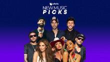 Enrique Iglesias, Becky G, Thalía, Chiquis, Play N Skillz, Sebastián Yatra y Arcángel traen los jams del weekend